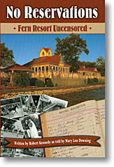 No Reservations Fern Resort Uncensored book cover