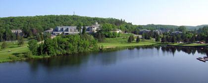 Deerhurst Resort in Muskoka
