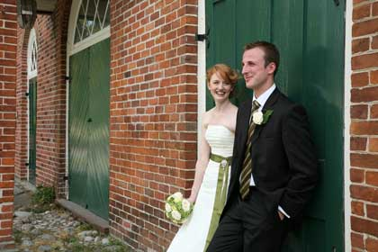 The Briars Resort is a popular Ontario wedding and honeymoon destination.