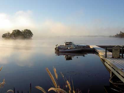 how to go to 1000 islands from toronto