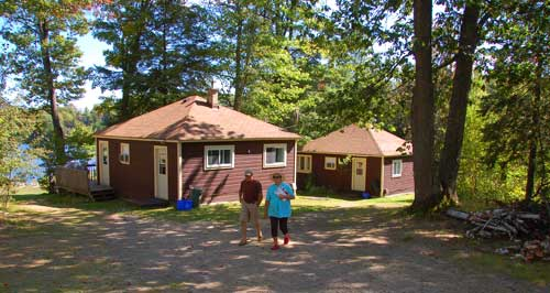 Late-summer peace at Beauview Cottage Resort