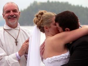 Wedding at Port Cunnington Lodge