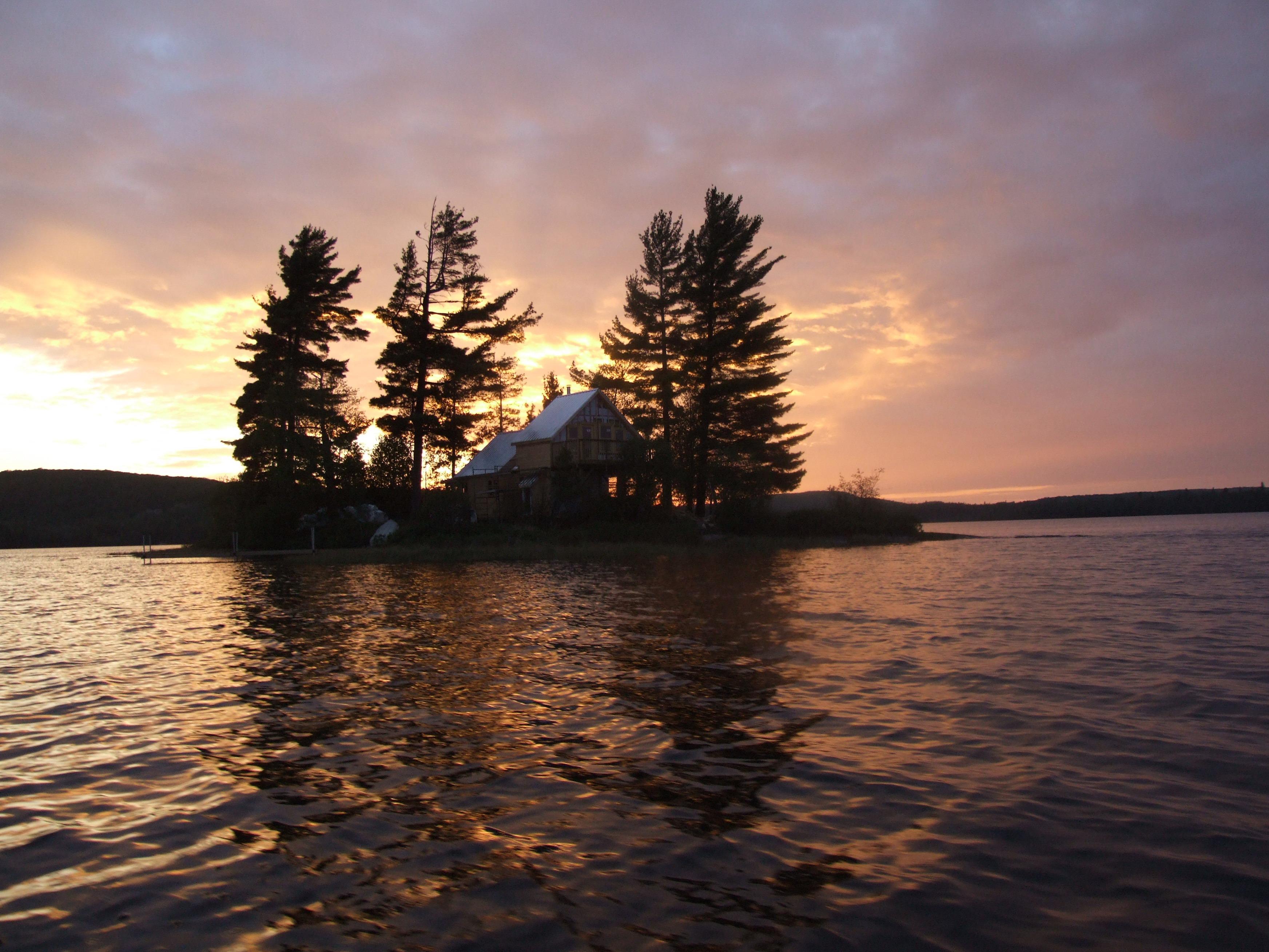 Couples Resort Muskoka Ontario Escapada romántica Spa Vacaciones