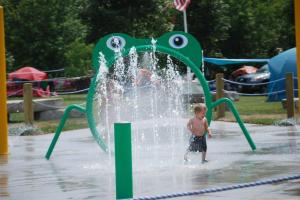 Golden Beach Resort Splash Pad