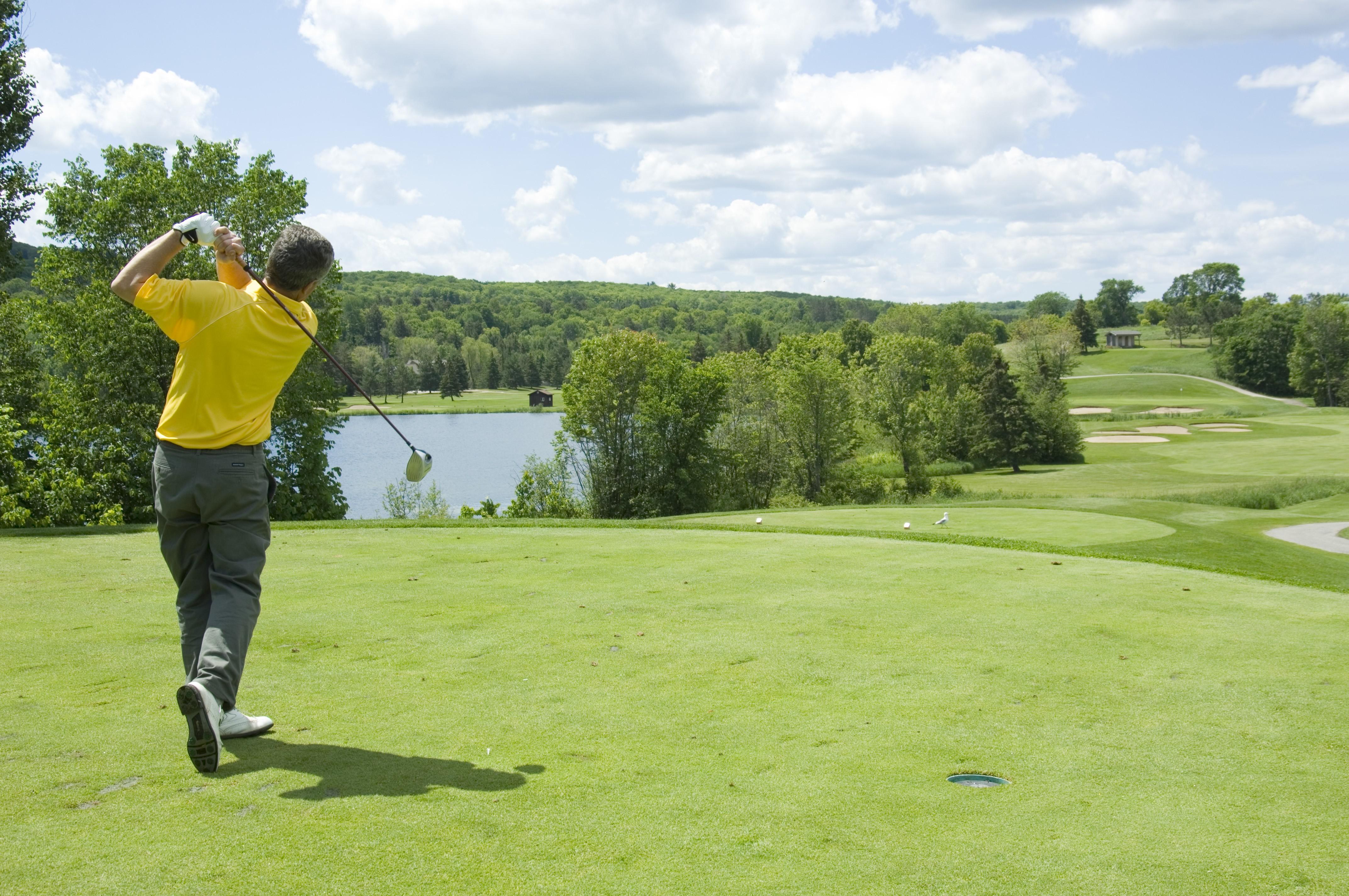 Golf Go Resorting