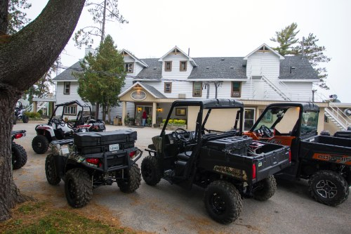 Bayview Wildwood Resort ATVS croppded